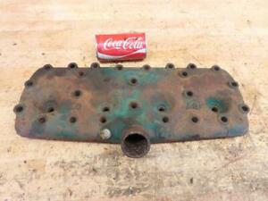 Vintage 1932 Ford Flathead V8 221 Ci 9t Engine Parts Head