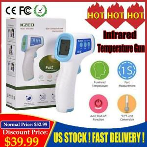 Infrared Thermometer Laser Lcd Temperature Gun Non contact Digital Ir Temp Meter