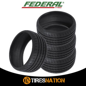4 New Federal Evoluzion St 1 215 35zr18 Tires