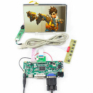 7inch 1280x800 Ips Lcd With Resistive Touch Panel Controller Board M nt68676