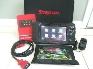 Snap On Modis Ultra Diagnostic Scanner Scope Dom Asian Euro 2020 Like New