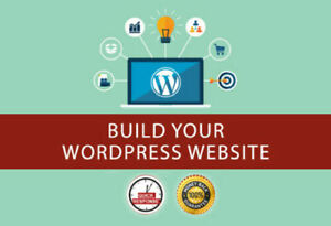 I Will Create A Professional Wordpress Website Ready In 1 2 Days