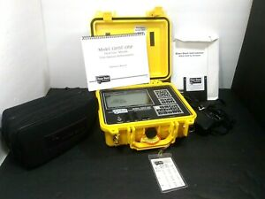 Riserbond 1205t osp Metallic Tdr Cable Fault Locator New Battery Ready To Use