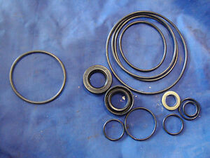 2000 3000 4000 5000 7000 8000 Ford Tractor Power Steering Pump Seal Kit 65 68