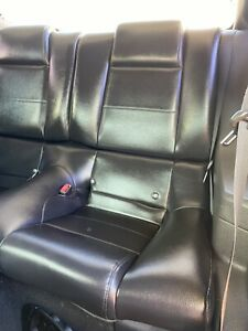 2005 Mustang Rear Leather Seats