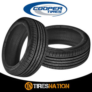 2 New Cooper Cs5 Grand Touring 225 60 16 98t All season Traction Tire