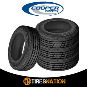 4 New Cooper Discoverer Ht3 245 75 16 All Season Highway Tire