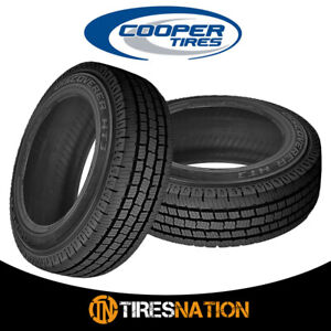 2 New Cooper Discoverer Ht3 235 75 15 All Season Highway Tires