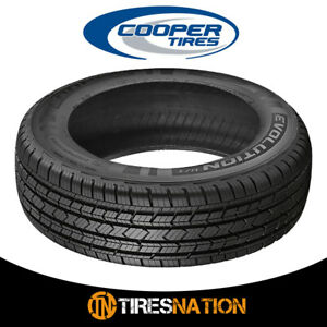 1 New Cooper Evolution Ht 245 75r16 111t Highway All Season Tire
