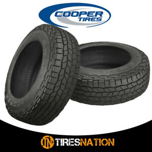 2 New Cooper Discoverer At3 Lt Lt245 75r16 10 120r Tires