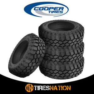 4 New Cooper Evolution M T Lt295 70r17 10 121 118q Owl All Terrain Mud Tires