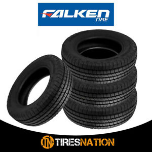 4 New Falken Wildpeak H t02 265 70r17 Tires