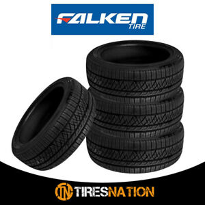 4 New Falken Ziex Ze960 A S 205 40r17xl Tires