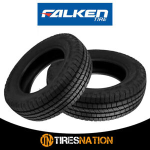2 New Falken Wildpeak H t02 265 70r17 Tires