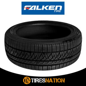 1 New Falken Ziex Ze960 A S 245 40r17xl Tires
