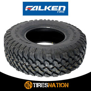 1 Falken Wild Peak M t Lt265 70r17 E 121 118q Toughest All Terrain Mud Tires