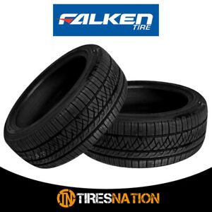 2 New Falken Ziex Ze960 A S 205 40r17xl Tires