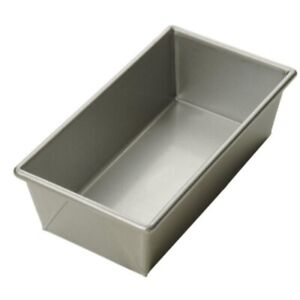 Focus Foodservice Commercial Bakeware 8 By 4 inch Loaf Pan 3 4 pound