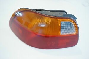 1993 1997 Honda Del Sol Driver Side Tail Light Oem good Shape
