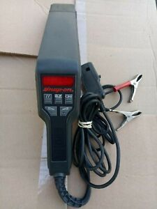 Snap On Timing Light Computerized Tach Advance Mt2261