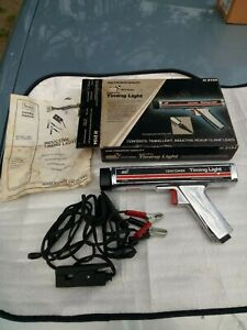 Crafsman Vintage Inductive Timing Light Model 161 213400 With Owners Manual Usa