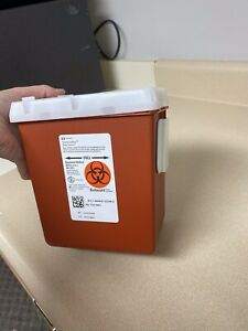 Adec Sharps Containers With Wall Mount