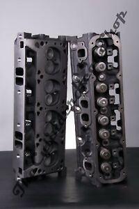 New 5 9 Mopar Dodge Magnum Jeep Cylinder Heads 360 Ram Dakota Van Cherokee