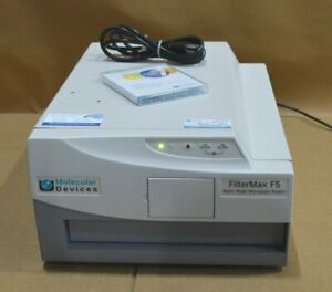 Filtermax F5 Multi mode Microplate Readers From Molecular Devices Llc