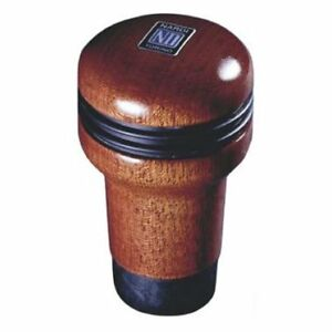 Nardi Evolution Line Mahogany Wood Universal Manual Shift Knob 3200 00 5000