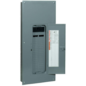 Indoor Main Breaker 200 Amp 42 space 42 circuit Plug on Neutral Load Center