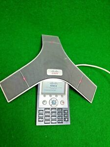 Cisco Ip Conference Stations 7937 Cp 7937g Speaker Phone Sip Sccp