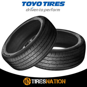 2 New Toyo Versado Noir 215 60 16 95h Standard Touring All Season Tire