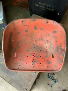 Massey Tractor Seat Original Used 135 50 35 50 Many Other Farm Tractors