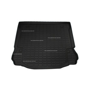 Rear Trunk Liner Cargo Floor Tray Mats Rubber Fit For Jeep Wrangler Jk 2012 2018