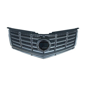 New Front Bumper Grill Upper Grille Fit For Cadillac Srx 2013 2016