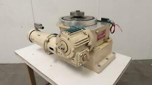 Camco 902rdm5h32 270 Rh Indexer Rotary Table 5 positions T156144