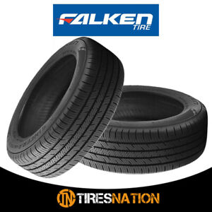 2 Falken Sincera Sn250a A s 215 60r16 95h All Season Performance Touring Tires