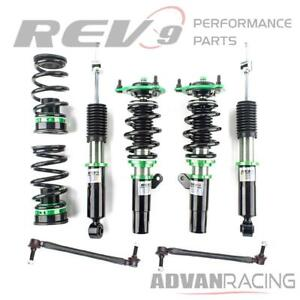 Hyper street One Lowering Kit Adjustable Coilovers For Civic 2dr 4dr 16 20