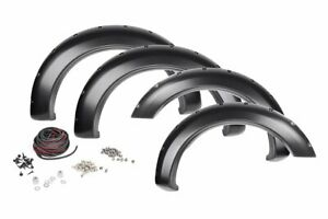 Rough Country Pocket Fender Flares For 2019 2020 Ram Truck 2500 3500 F D10917
