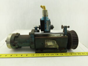 Hypneumat Lsi75e Automatic Drill Tapping Head Spindle Assembly