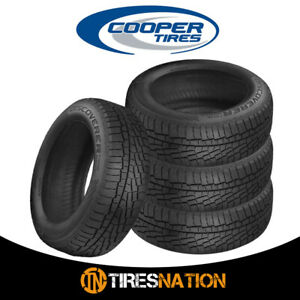 4 New Cooper Discoverer True North 225 60r16 98t Tires