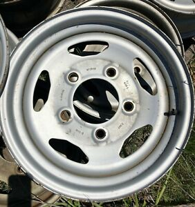 16 Inch Land Rover Steel Wheel Rim Discovery Land Rover Range Rover 84127t