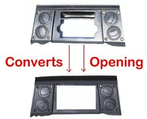 Radio Double Din Dash Install Kit Bezel Wire Harness Fits 2006 07 Jeep Commander