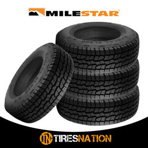 4 New West Lake Sl369 All Terrain 235 75 16 112s Off Road Tire