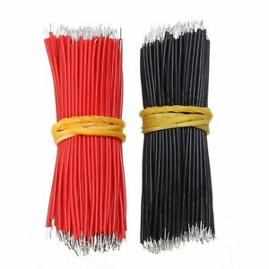 200x 8cm Kit Jumper Cable Breadboard Solderless Electric Wire Test Arduino Wire