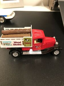 Vintage Coca-Cola Train Accessory Canister Truck 1:43 Die-Cast - SS4625-30