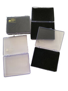Clear Transparent Esd Box Case Conductive Foam Antistatic Electronic Component