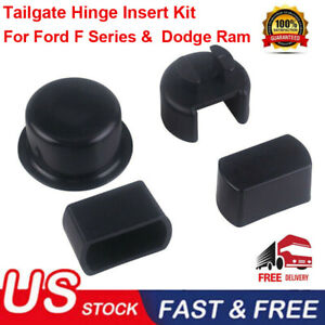 Tailgate Hinge Pivot Bushing Insert Kit For Dodge Ram Ford F Series Trucks Us