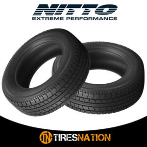 2 New Nitto Ntsn2 Winter 225 60r16 98t Tires