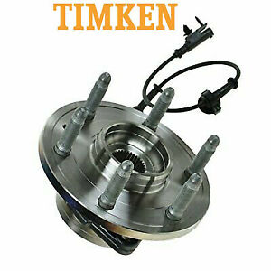 Timken Sp500301 Wheel Bearing Hub Assembly Fits Cadillac Chevrolet Gmc
